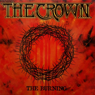 crown burning